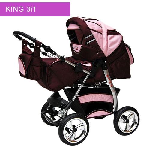 Vælg den rigtige barnevogn på nettet