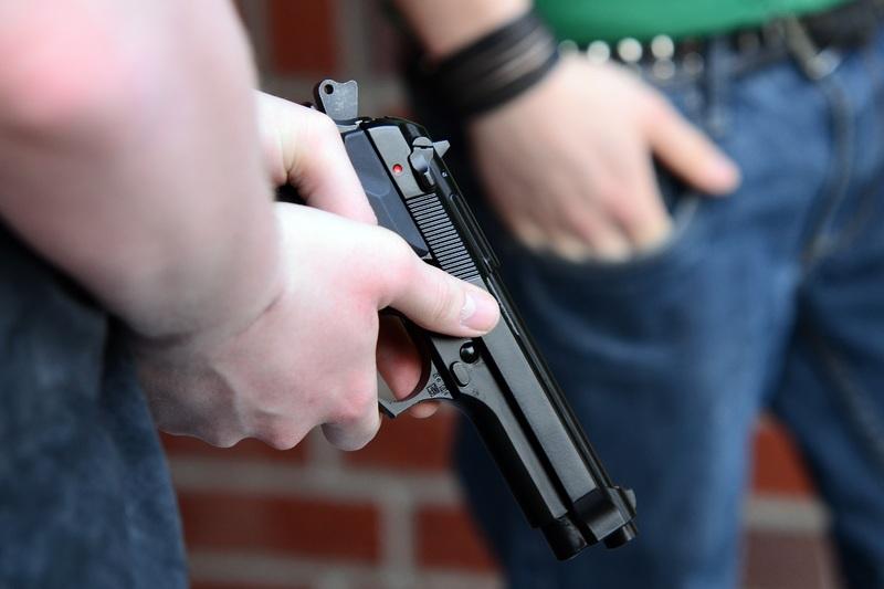 Billige hardball våben stiger i popularitet på nettet