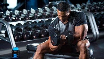Træne hele din krop kun med brug af håndvægte